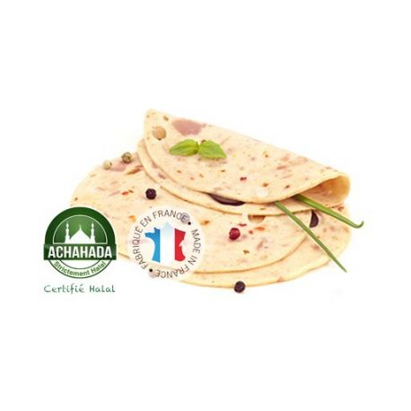 MORTADELLA VEAL WITH OLIVES