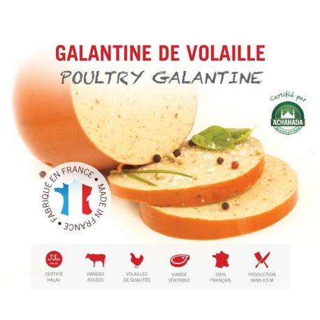 GALANTINE DE VOLAILLE