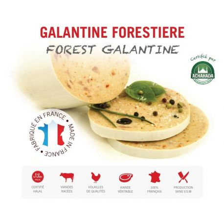 GALANTINE FORESTIÈRE