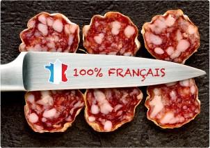 Le 100% français